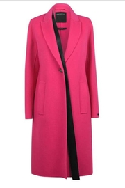 Sportmax Bolzano Pink Coat - Product Mini Image