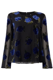 Sportmax Dentice Floral Blouse - Front cropped