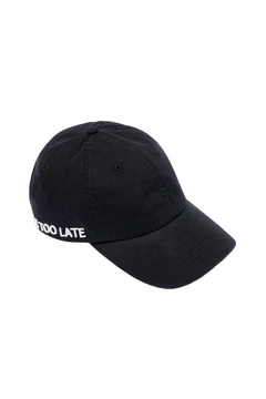 Sportmax Egrege Baseball Cap - Alternate List Image