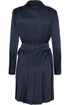 Sportmax Fumana Tuxedo Wrap Dress - Alternate List Image