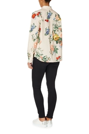 Sportmax Gaspare Floral Shirt - Side cropped