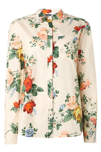 Sportmax Gaspare Floral Shirt from Marylebone by Alberre Odette — Shoptiques