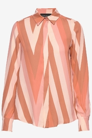 Sportmax Germana Chevron Blouse - Product Mini Image
