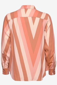Sportmax Germana Chevron Blouse - Alternate List Image