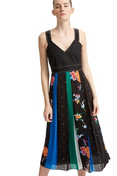 Sportmax Multi Print Dress - Product List Image