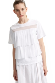 Sportmax Pleat-Front t-Shirt - Front cropped