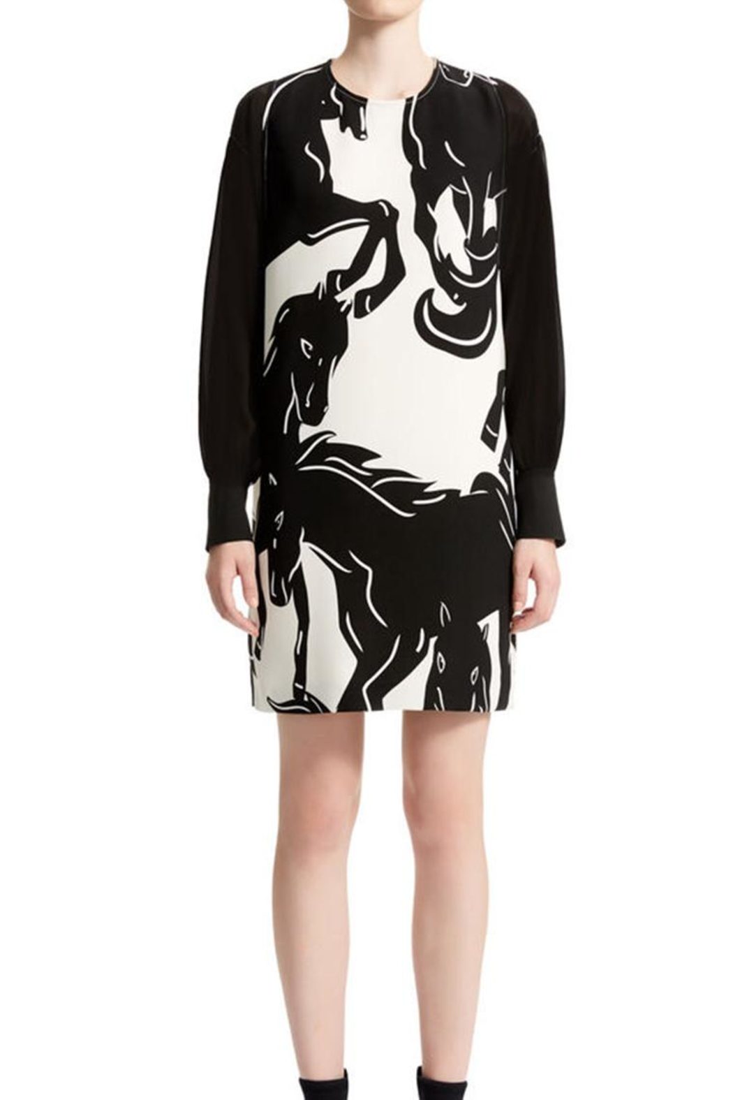 Sportmax Renier Horses Dress - Main Image