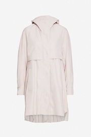 Sportmax Uvetta Pleated Raincoat - Front cropped