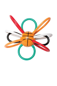 Shoptiques Product: Sports Teether Basketball
