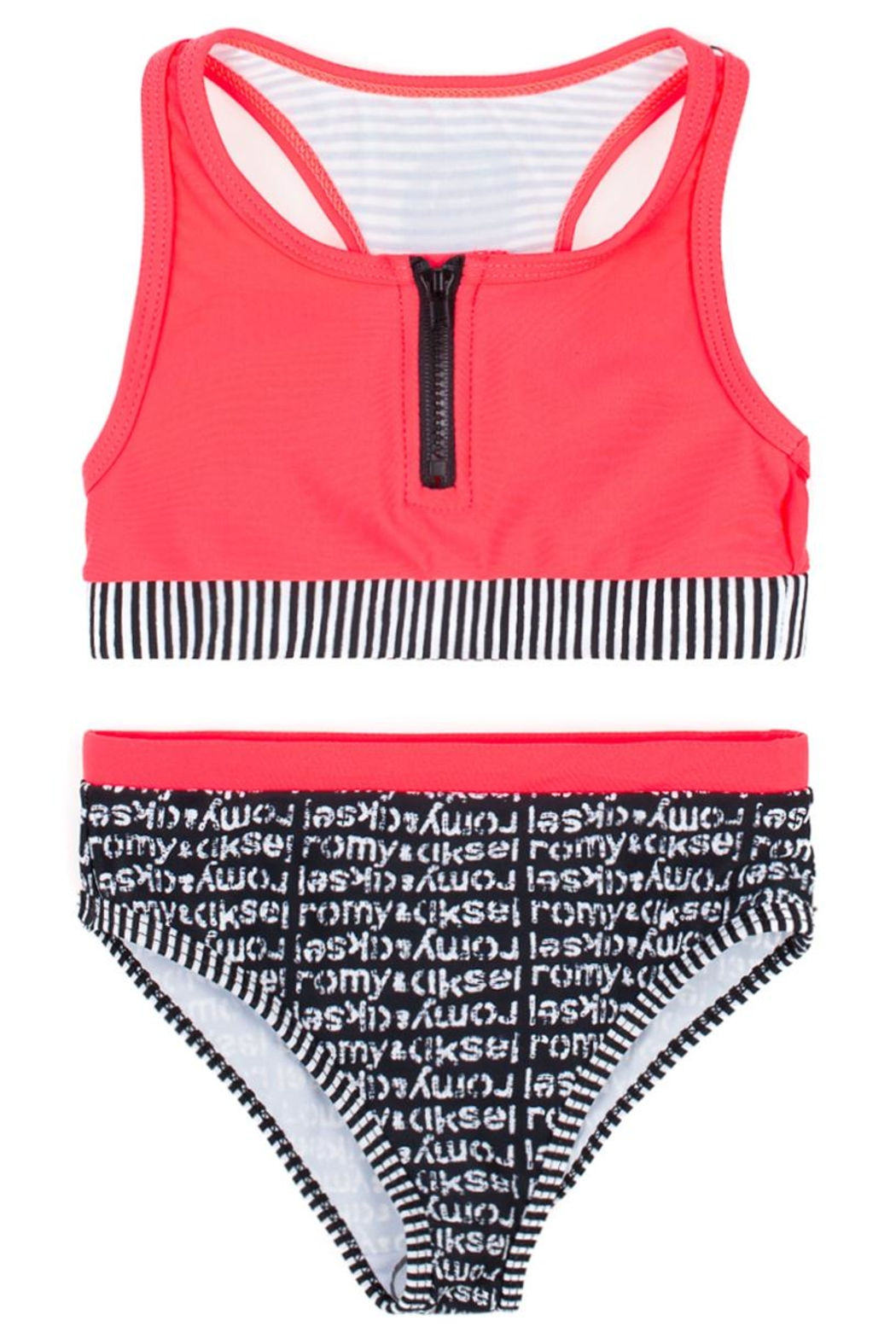 Romy & Aksel Sporty Spice Swimsuit - Main Image