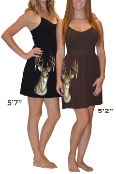 Sporty Girl Apparel  Deer Head Onsize - Product List Image