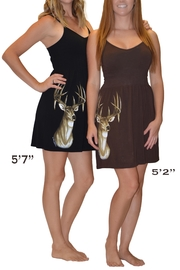 Sporty Girl Apparel  Deer Head Onsize - Product Mini Image