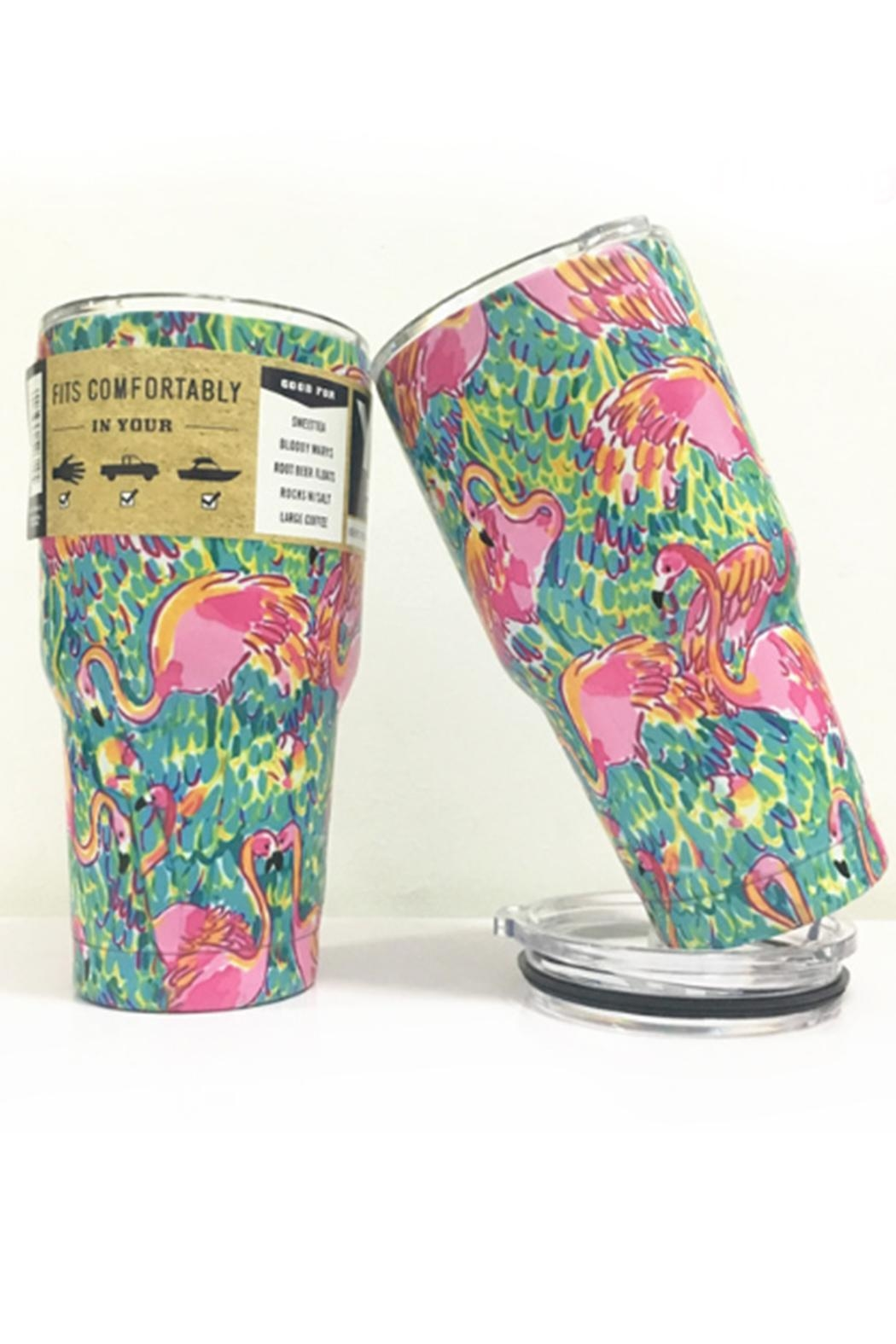 Sporty Girl Apparel  Flamingo Lilly Cup - Main Image