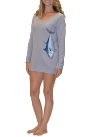 Sporty Girl Apparel  Grey Tuna Dress - Product Mini Image