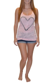 Sporty Girl Apparel  Heart Hook Tank - Product Mini Image