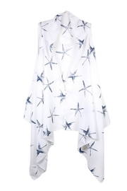 Sporty Girl Apparel  Starfish Cardigan Vest - Product Mini Image