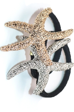 Shoptiques Product: Starfish Hair Tie