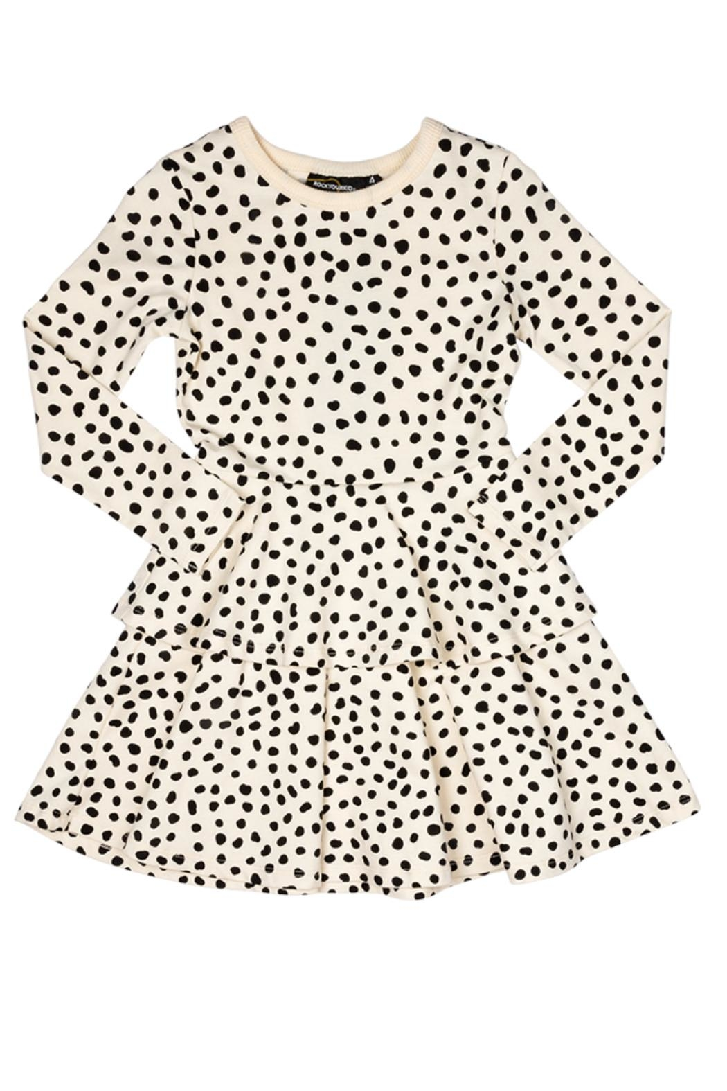 Rock Your Baby Spot On Dress - Main Image