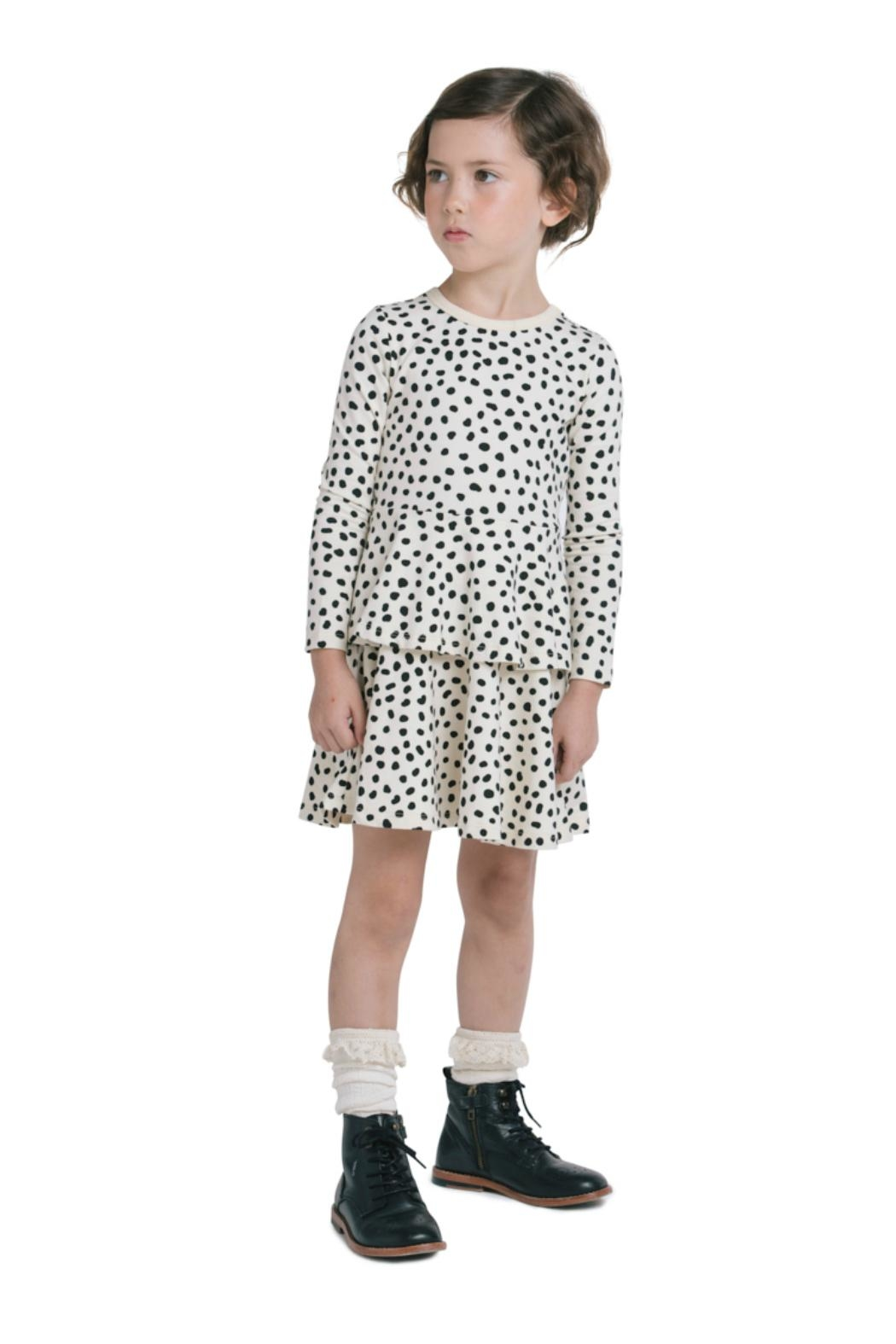Rock Your Baby Spot On Dress - Side Cropped Image