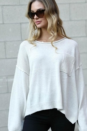 Spotlite Round Neck Top - Front cropped