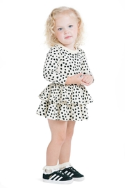 Rock Your Baby Spotty Baby Dress - Product Mini Image