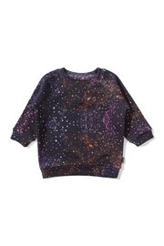 Mini Munster Spotty Rave Pullover - Front cropped