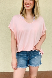 PEACELOVECAKE Spring Beaux Top - Product Mini Image