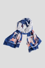 Nic + Zoe Spring Bottles Scarf - Front cropped