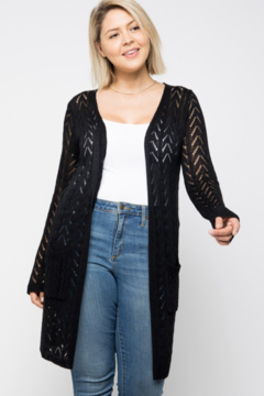 Cozy Casual Spring Cardi - Product List Image