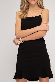 She and Sky Spring Dance Dress - Front cropped