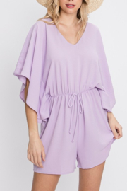 GeeGee Spring Days Romper - Product Mini Image