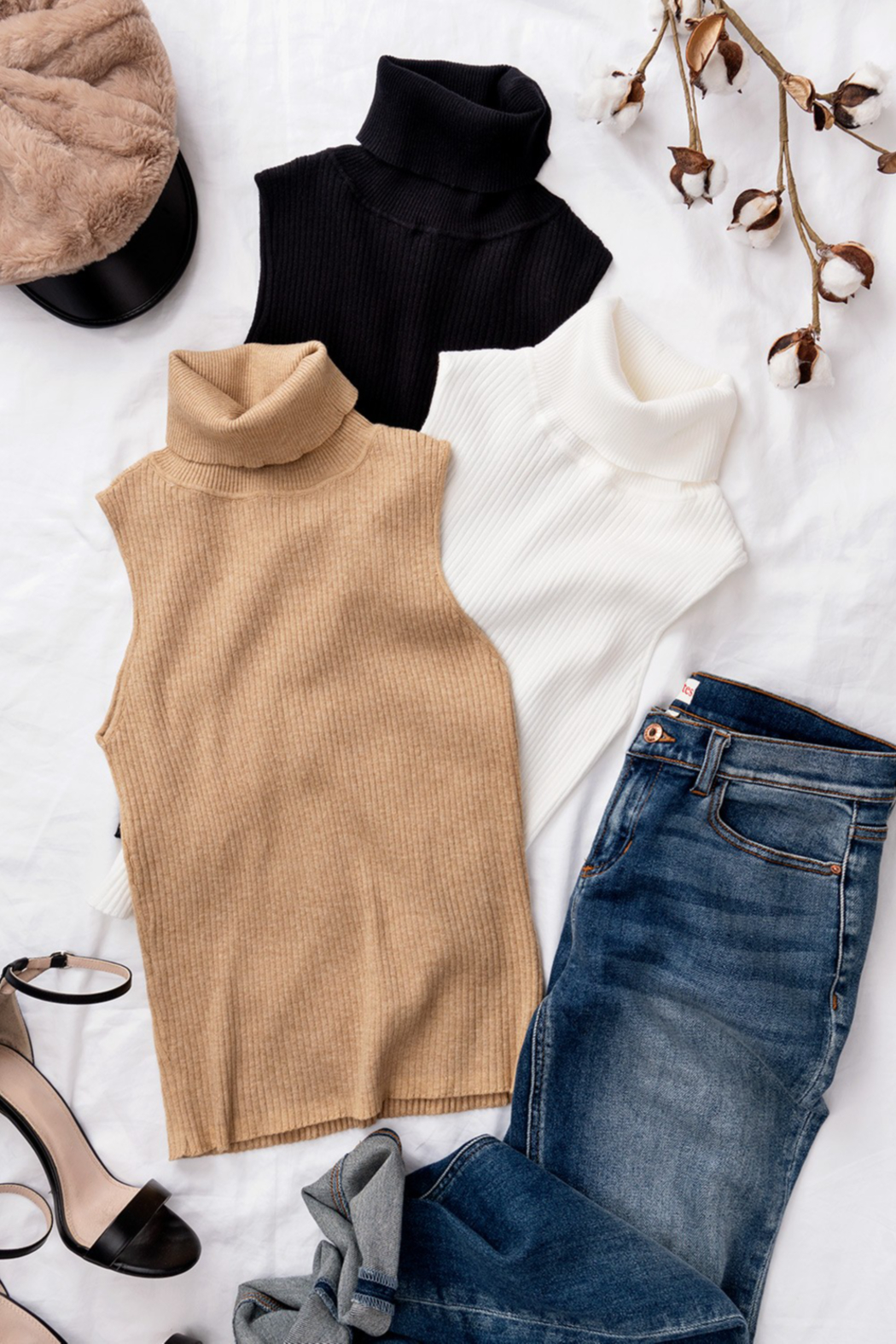 trend notes Spring Essential - Side Cropped Image