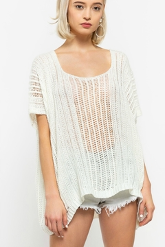 Shoptiques Product: SPRING FLING SWEATER