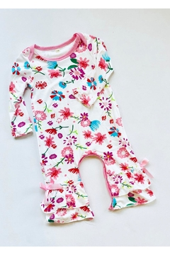 HONEYDEW Spring Floral Onepiece - Alternate List Image