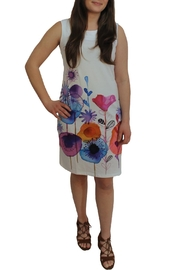 Dolcezza Spring Floral Shiftdress - Product Mini Image