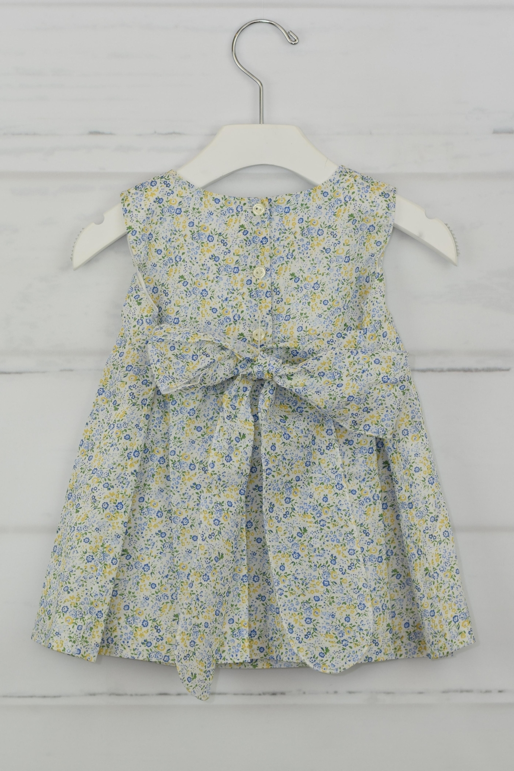 Granlei 1980 Spring Flowers Dress - Front Full Image