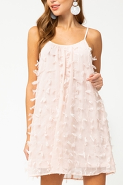 entro  Spring Frill dress - Front cropped