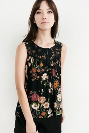 WEEK& Clothing Los Angwle Spring Garden Tank - Product Mini Image