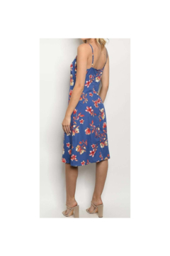 Lulus Spring Into Summer with this Flirty Floral Dress - Alternate List Image
