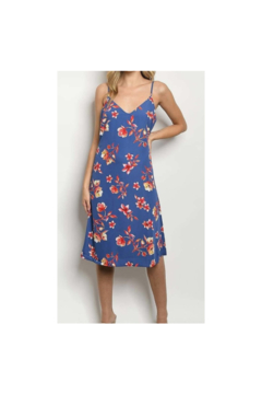 Lulus Spring Into Summer with this Flirty Floral Dress - Product List Image