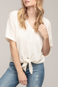 Everly Spring Knit top - Product List Image