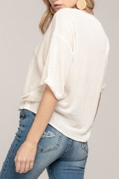 Everly Spring Knit top - Alternate List Image