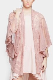 Embellish Spring Lace Cardigan - Product Mini Image