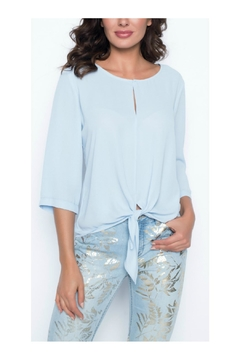Frank Lyman Spring Lilac Top - Alternate List Image