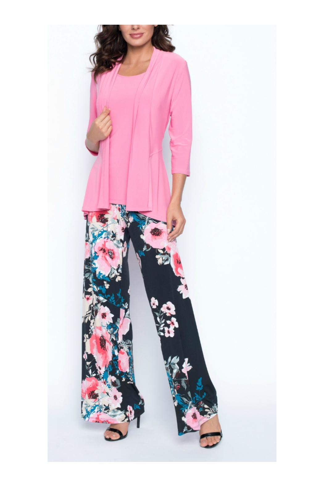 Frank Lyman Spring Palazzo Pant - Front Cropped Image