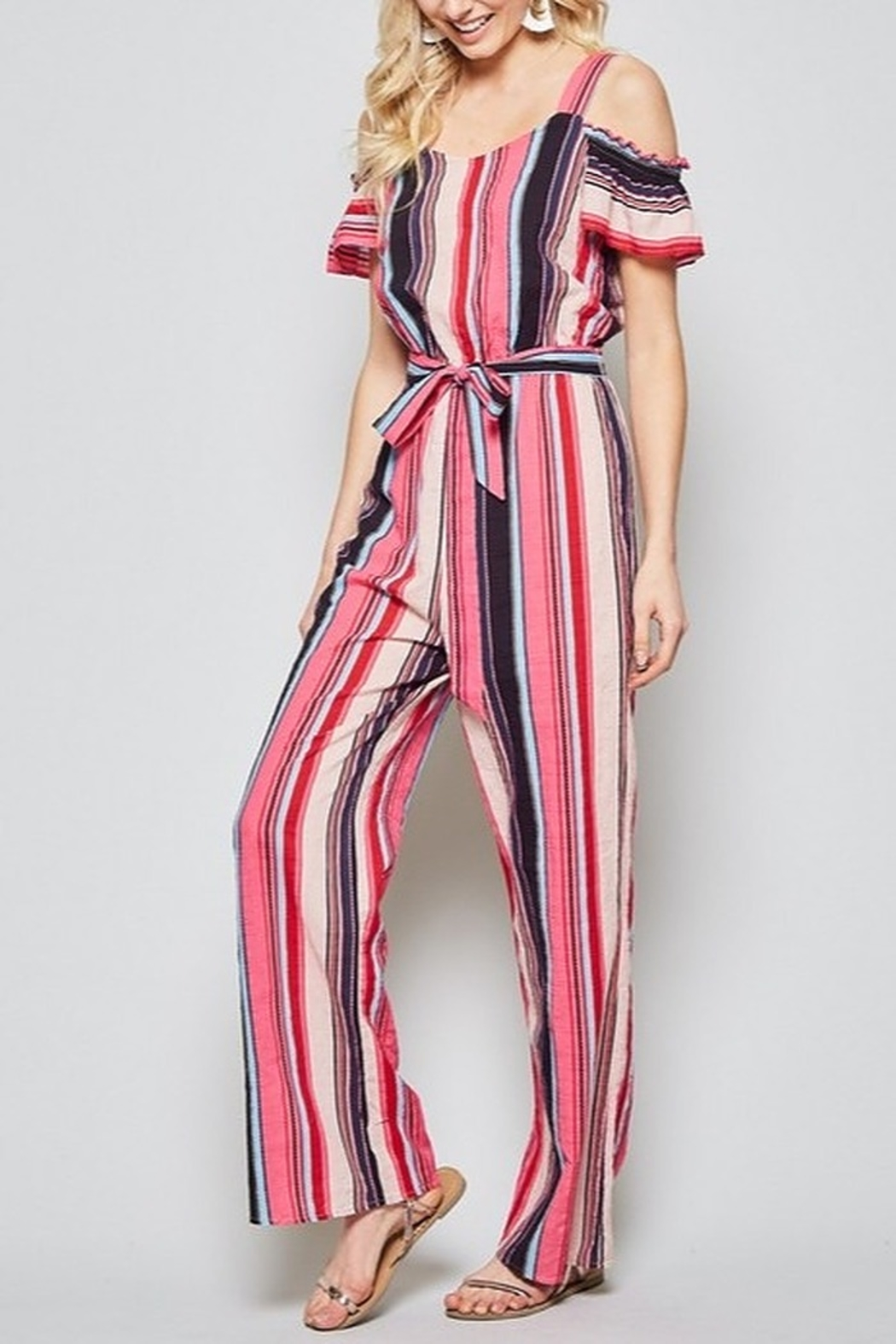 Andree by Unit Spring Ready Jumpsuit - Main Image