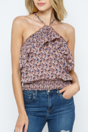 Cozy Casual Spring Style Top - Front cropped