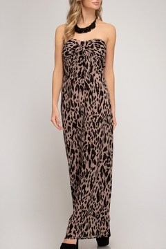 She + Sky Spring Vibes Jumpsuit - Product List Image