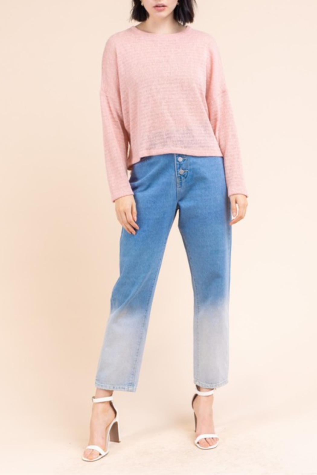 Gilli  Spring Weight Sweater - Main Image