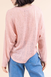 Gilli  Spring Weight Sweater - Side cropped